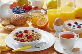 Завтрак зерновыми
