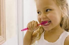 Гигиена зубов.