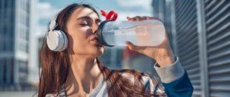 10 причин, почему нужно пить вод