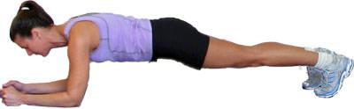 10 Эффективных Упражнений для Ягодиц и Живота.