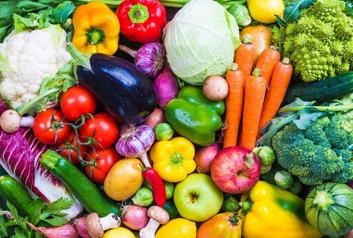 Летние овощи
